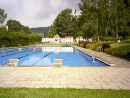 Schwimmbad Kappel